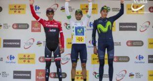 Valverde es proclama campió de la 97a Volta Ciclista a Catalunya