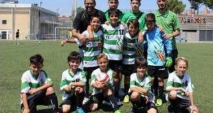 Final de temporada del Benjamí A