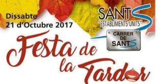 Festa de la tardor 2017