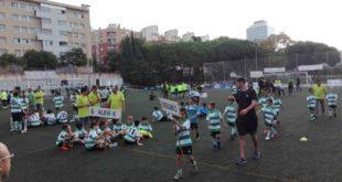 Presentació Futbol Base 2019-2020