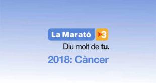La UE de Sants amb la Marató de TV3 2018