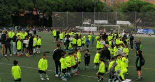 Presentació dels equips de Futbol Base 19-20