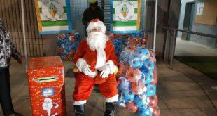 El Pare Noel ja ha passat per La Bàscula!