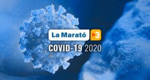 La UE de Sants amb la Marató de TV3 2020