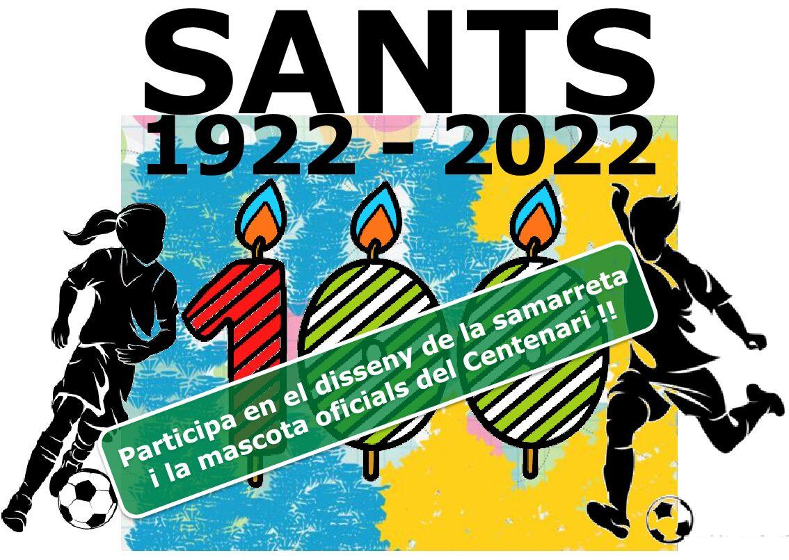 El 2022 serà un any històric per a la Unió Esportiva de Sants!