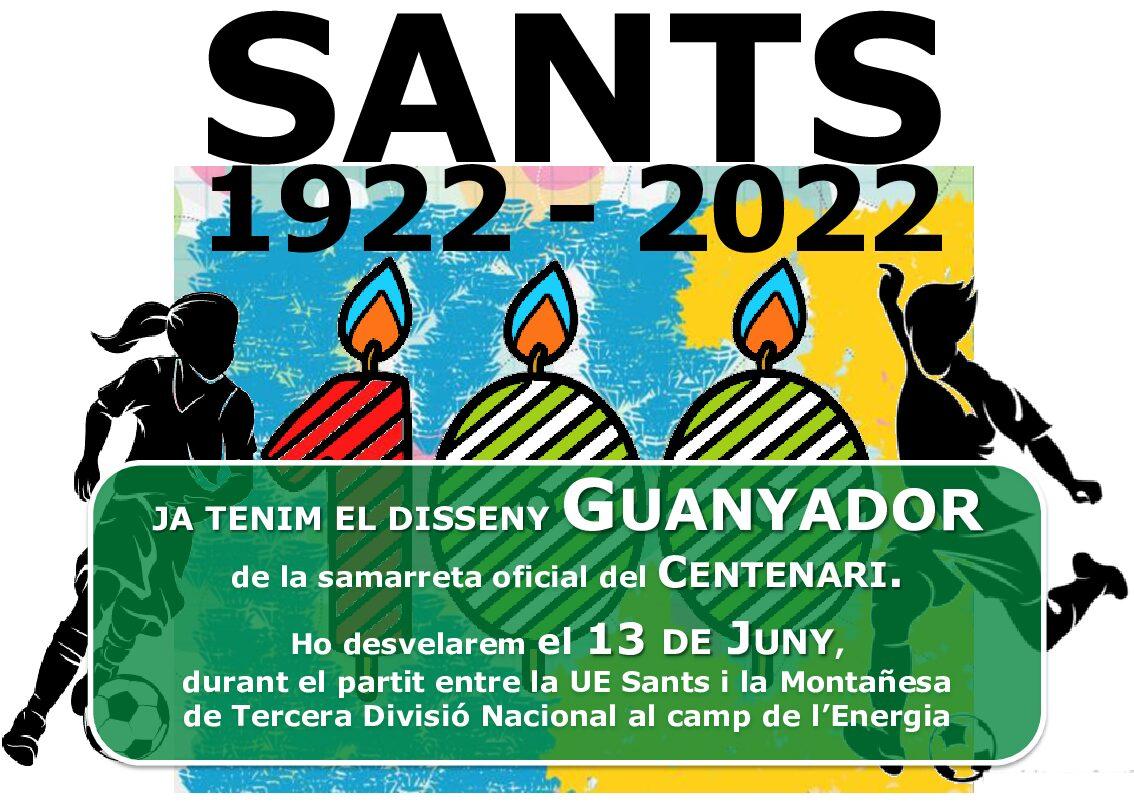 JA TENIM EL DISSENY GUANYADOR de la samarreta oficial del Centenari