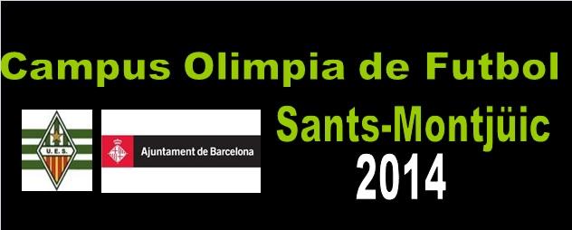 CAMPUS ESTIU 2014 UE SANTS