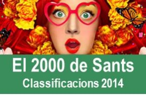 Classificacions 2000 de Sants